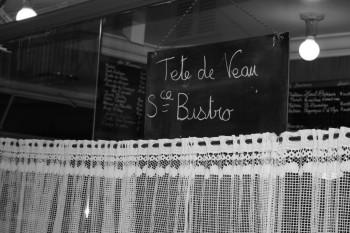 bistro window