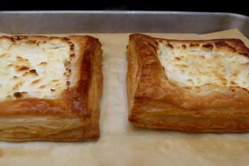 goat cheese tarts