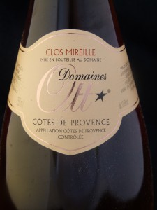 2007 Domaine Ott Côtes de Provence