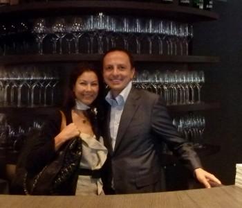 chef Morgan and chef Bernardo