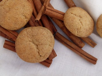 Cinnamon Sticks and Snickerdoodle Cookies