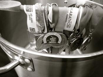 Marathon Metals in Cooking pot
