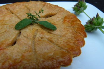 Duck Pot Pie