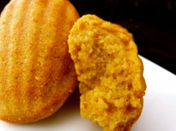 Pumpkin Spice Madeleine Chef Morgan