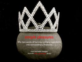 Simple Pleasures cookbook