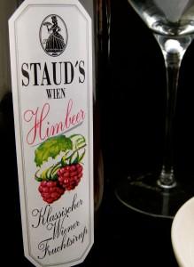 Staud's Raspberry Syrup