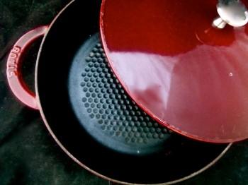 Staub braiser (3 ½ quart)