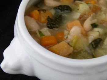 Garbure or stone soup