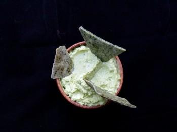 Soybean Hummus by Chef Morgan