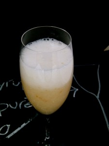Champagne Aperitif