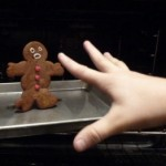 gingerbread dolls (childrens' recipe) (12/17/2010)