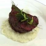 (my) steak au poivre vert - (September 18, 2012)