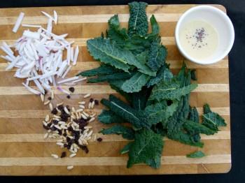 McGrath Family Farm Chopped Kale and Turnips