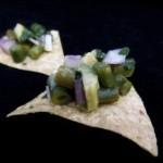 green (bean) salsa