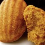 pumpkin spice madelines (November 23, 2011)