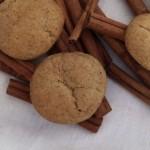 snickerdoodle cookies (October 6, 2011)