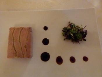 goose liver pâté de foie gras