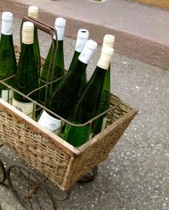flûtes or Wine of the Rhine