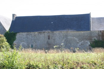 Barn in Normandie: Omaha Beach
