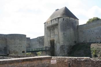 Château de Caen Normandie France