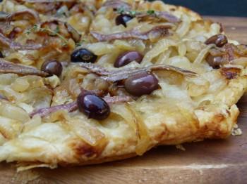 Pissaladière (à ma façon) french pizza
