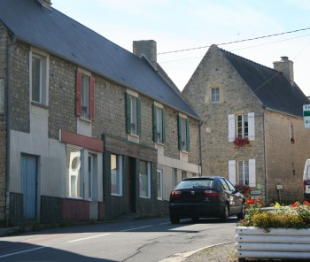 Modest Country homes in Normandie France