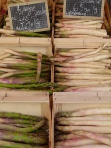 Chef Morgan White Asparagus