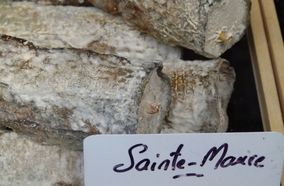 Chef Morgan Sainte-Maure de Touraine Goat cheese