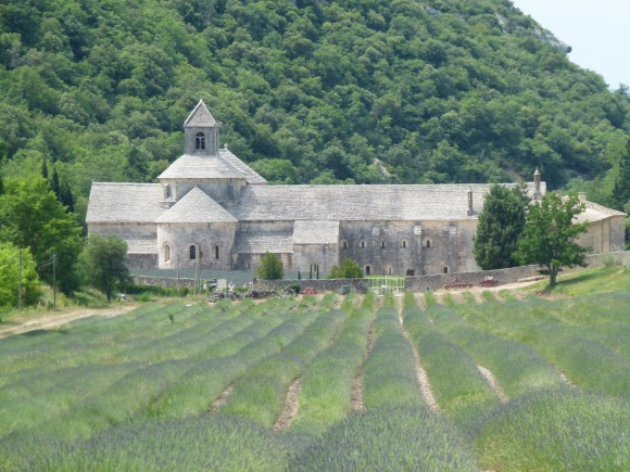 Chef Morgan Abbaye de Séquenane