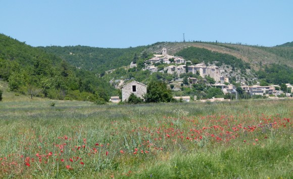 chef morgan village in Provence: Banon
