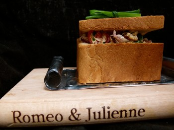 French Sandwich in a Box
