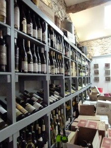 Chef Morgan  Les Vins au Vert France Wine and cheese shop