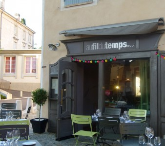 au Fil du Temps restaurant France