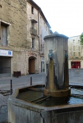 Sorgue Fountain