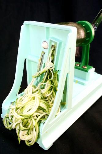 vegetable shredder zucchini pasta