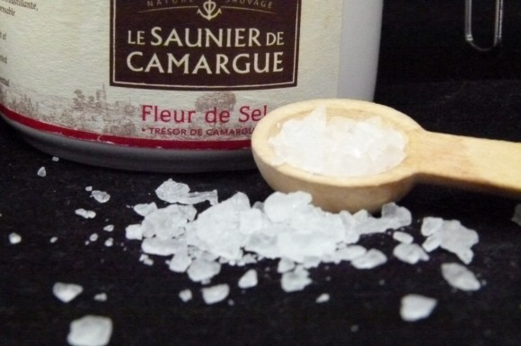 chef morgan fleur de sel