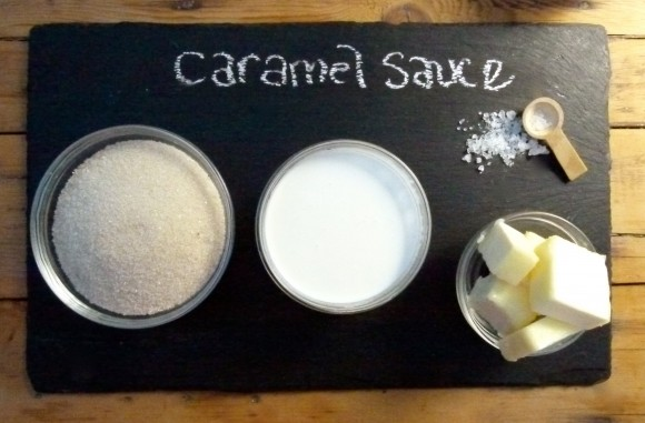 carmel sauce ingredients