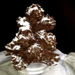 chocolate holiday tree (sapin de Noël au chocolat)
