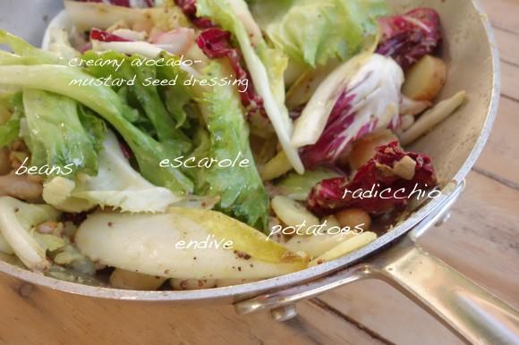 valentines day salad ingredients