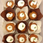 (no fuss) carrot cake  (March 21,013)