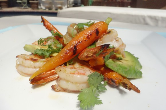 carrot shrimp 2