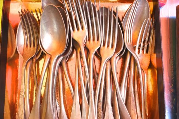 chef morgan silverware