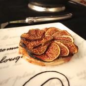 tartelette aux figues September 21st, 2013 chef morgan fig tartlet