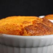 carrot soufflé November 7th, 2013