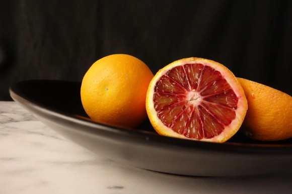 chef morgan blood orange