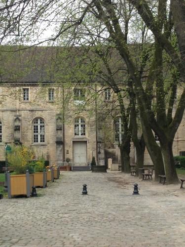 musée chef morgan a table Dijon