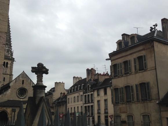 Dijon France chef morgan
