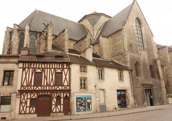 chef morgan Dijon France
