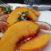 fig and nectarine fruit salad August 21st, 2014